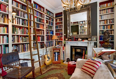 built in bookcases sydney