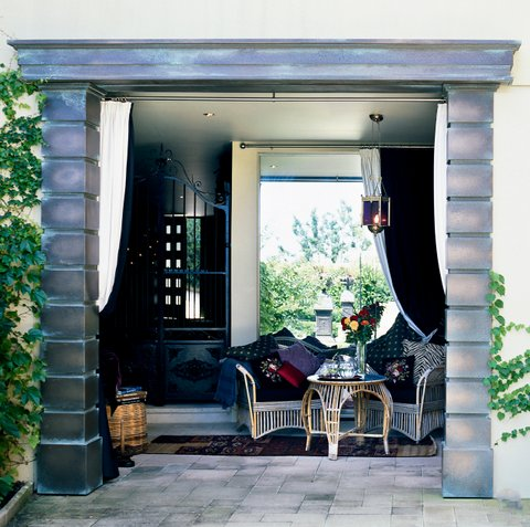 Outdoor Designs Sydney - Loggia - Groth and Sons