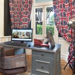 Home office design by Groth & Sons