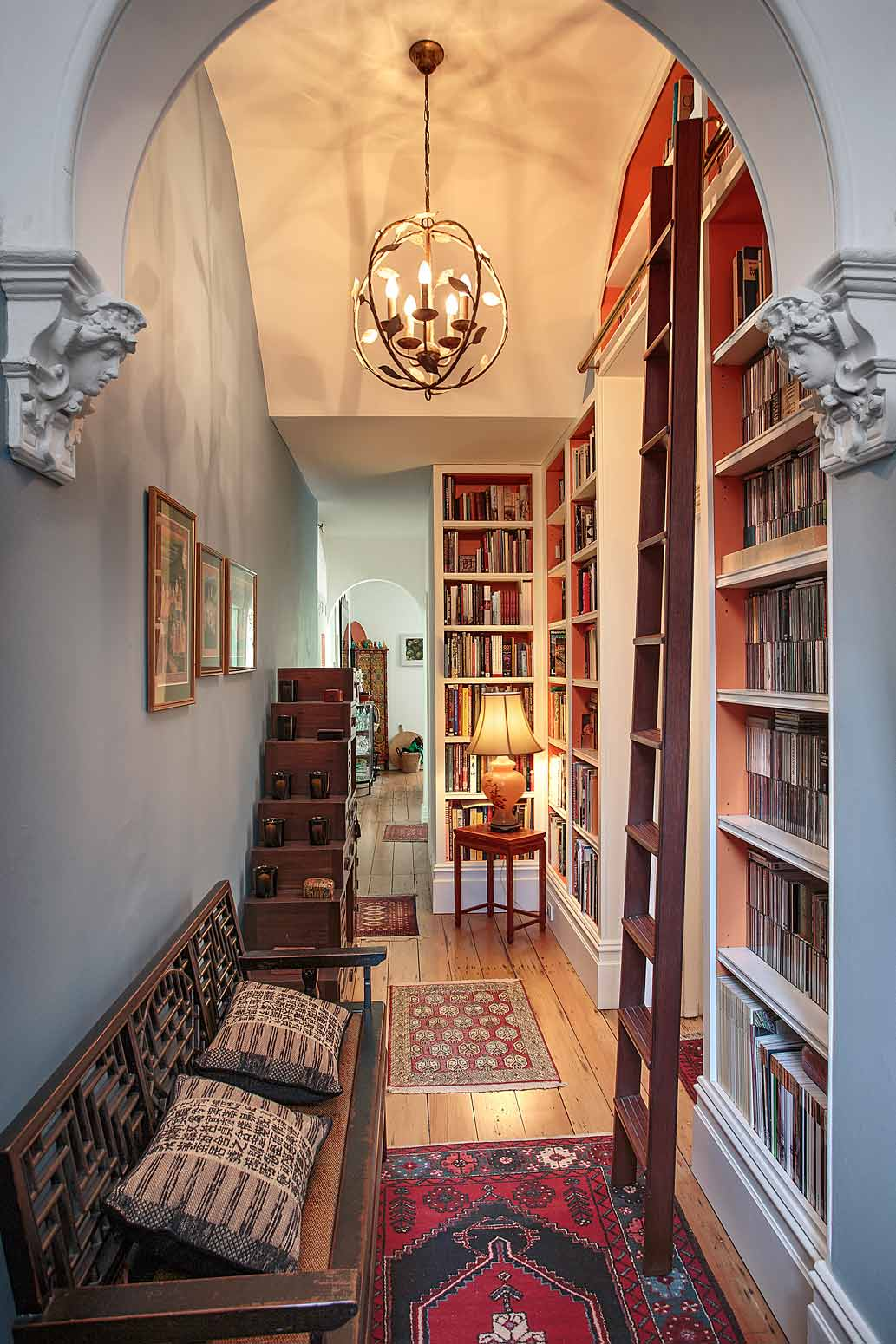 Built In Bookshelves Amp Bookcases Syndey Groth Amp Sons